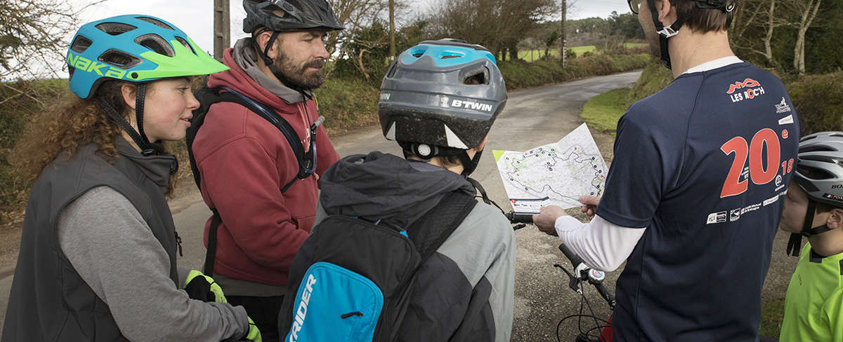 Mountain biking: the release of the new itinerary guide
